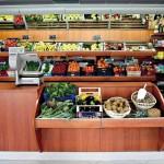 Banconi per negozi di alimentari
